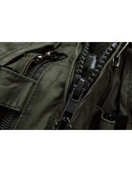 Military Vest by Urban Society