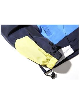 Limited Edition Patchwork Anorak Windbreaker by Urban Society