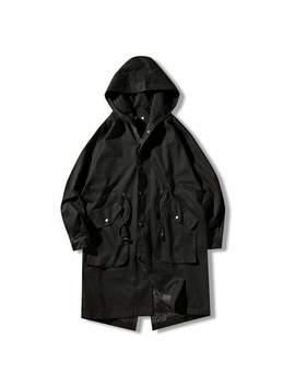 Longline Coat by Urban Society