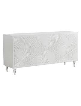Tov Furniture Karma Lacquer Buffet by Tov Furniture