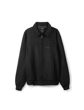 Wool Jacket   Black by Represent