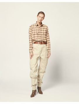 Heko Trousers by Isabel Marant