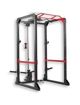 Domyos Weight Training Rack Chin Ups / Squat / Bench Press / Back Work by Domyos