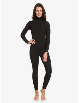 5/4/3mm Syncro Series Hooded Chest Zip Gbs Wetsuit by Roxy