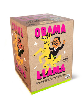 Big Potato Obama Llama 2 by Iwoot