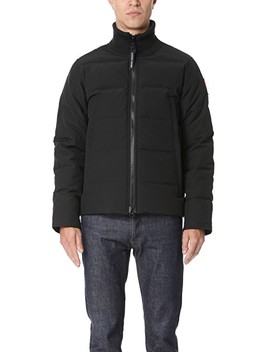 Woolford Jacket by Canada Goose