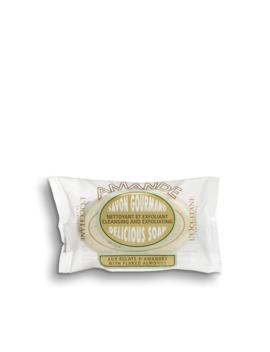 Almond Delicious Exfoliating Soap by L'occitane