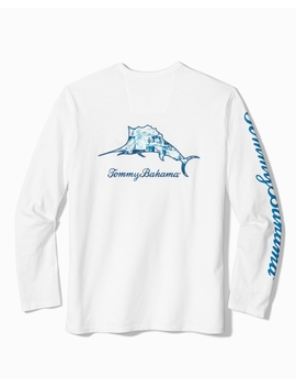 Paradise Marlin Lux Shirt by Tommy Bahama