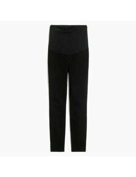 Maternity Jean In Black by J.Crew