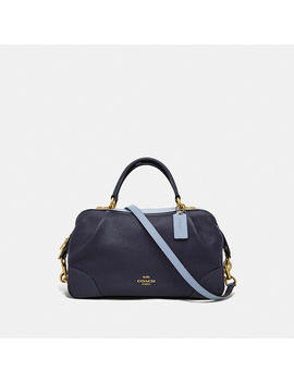 Lane Satchel In Colorblock by Coach