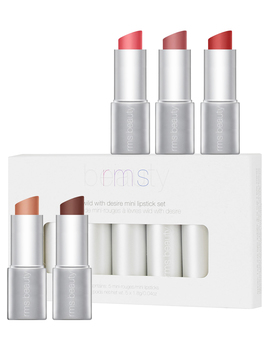 Rms Beauty Wild With Desire Lipstick Set by Rms Beauty