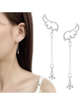 Angel Wings Earrings by Dog Dog