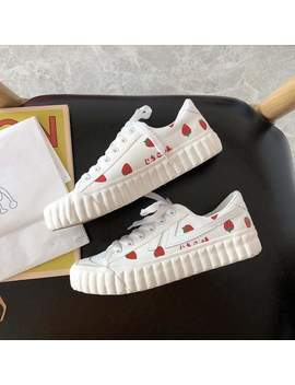 Strawberry Casual Shoes (4.5 8.5) by Dog Dog