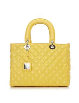 Limkobag Yellow Porvair by Moda In Pelle