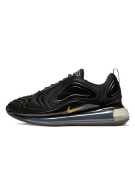 Nike Air Max 720 Black Gold | Ct2548 001 by The Sole Supplier