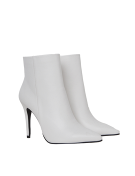 White Out Ankle Boot by Bardot