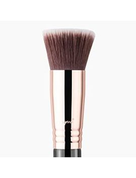 F80 Flat Kabuki™ Brush   Black/Copper by Sigma Beauty