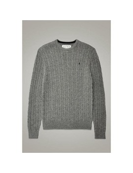 Marlow Cable Knit Jumper by Jack Wills