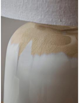 Ceramic Bedside Lamp by Cox & Cox