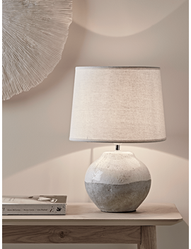 Dip Glaze Table Lamp   Small by Cox & Cox