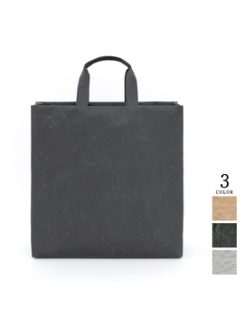 "[Paper Sum (Siwa), In Yamanashi Prefecture, Siwa / Paper / Square Bag Size M ""Tote Bag Perfect For Your Back"" (Fukasawa Naoto / Tote Bag / Gifts / Gift / Bags / Accessories / Flat / Thin / Light / Ultra Light / 内祝i) by Rakuten Global Market"
