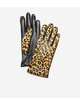 Grandseries Leather Glove by Cole Haan