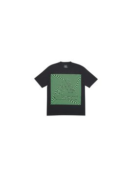 Mash Eye T Shirt Black by Palace Skateboards