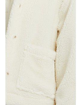 Natalie Fuzzy Borg Coat by Storets