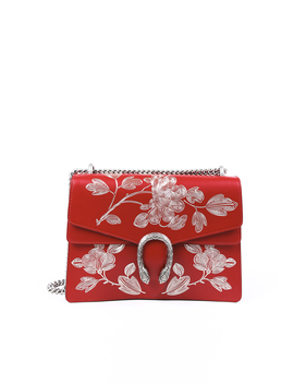 Medium Dionysus Chinese New Year Shoulder Bag by Gucci