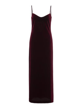 berlin-velvet-midi-dress by galvan