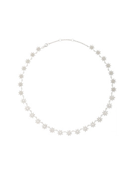 glow-stars-18k-white-gold-and-diamond-necklace by colette-jewelry