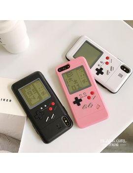 huella---game-machine-phone-case-for-iphone-6-_-6s-_-6-plus-_-7-_-7-plus-_-8-_-8-plus-_-x-_-xs-_-xr-_-xs-max by huella