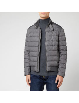 Belstaff Men's Circuit Jacket   Charcoal Melange by Belstaff