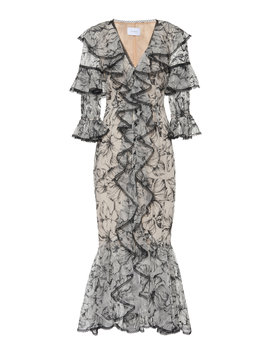embroidered-silk-organza-dress by marchesa