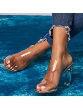 2019-snakelike-sandals-crystal-open-toed-high-heels-women-transparent-heel-sandals-slippers-pumps-11cm-big-size-41-42 by aliexpresscom