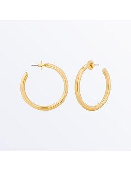 hoop-earrings-- -tia-medium-gold - - - - - - -regular-price - - - -$49 by ana-luisa