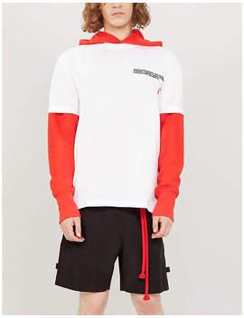 logo-print-cotton-jersey-t-shirt by logo-print-cotton-jersey-t-shirt