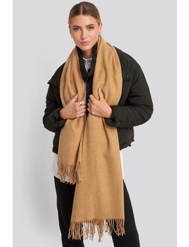 light-wool-blend-scarf-beige by na-kd-accessories