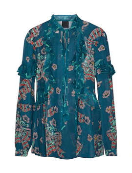 blouse by anna-sui