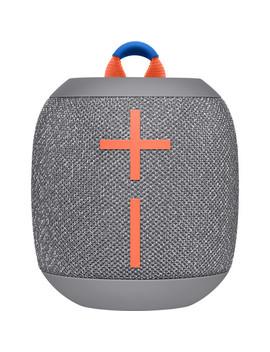 ultimate-ears-wonderboom-2-portable-bluetooth-speaker-(crushed-ice-gray) by ultimate-ears