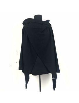 vivienne-westwood-anglomania-wool-blend-clock-w_-long-sleeves-sz-40-black by vivienne-westwood