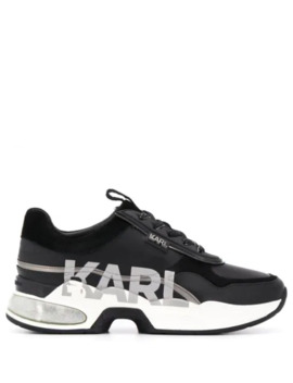 logo-printed-chunky-sneakers by karl-lagerfeld