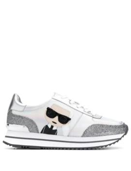 ikonik-karl-sneakers by karl-lagerfeld