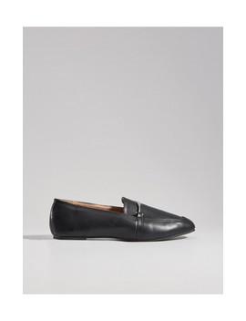 loafer-cipő-dekoratív-csattal by mohito