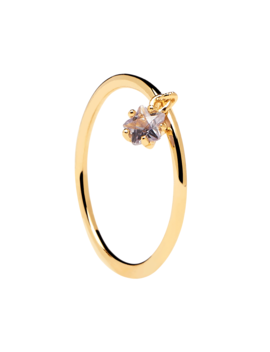 Stellar Gold Ring by P D Paola