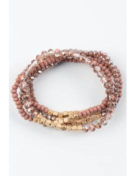 kendall-beaded-stretch-bracelet-set by francescas