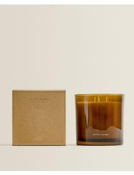 vela-em-cilindro-salted-caramel by zara-home