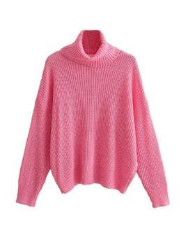 bobo-turtleneck-ribbed-sweater by goodnight-macaroon