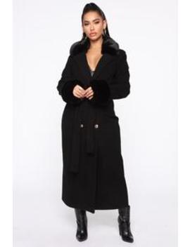 love-never-felt-so-good-coat---black by fashion-nova