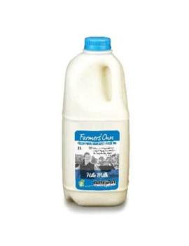 Farmers' Own Hi Lo Milk 2l by Farmers' Own